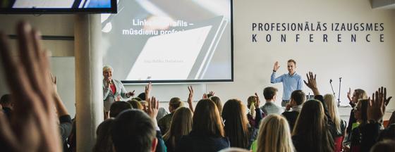 Profesionālās izaugsmes konference Rīgā